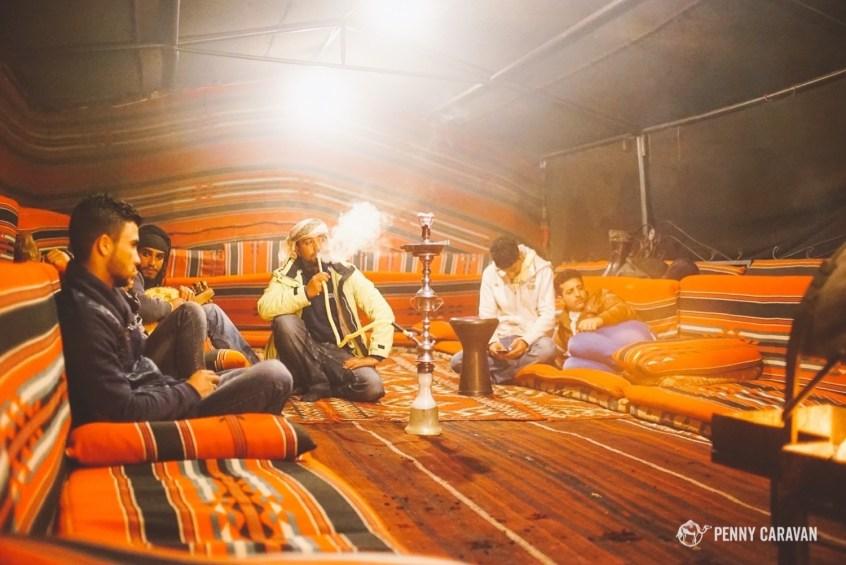 Seven Wonder Bedouin Camp   Penny Caravan