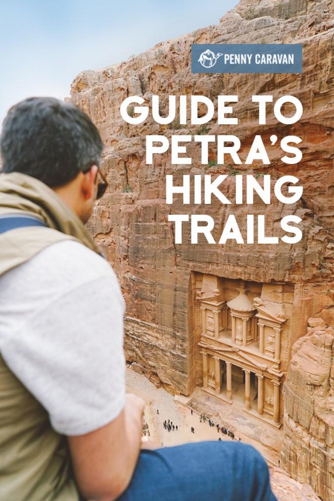 Petra Hiking Guide | Penny Caravan