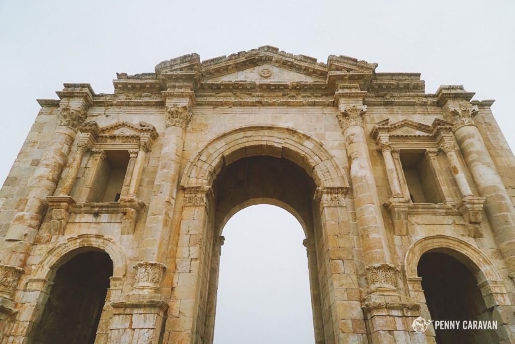 Hadrian's Arch