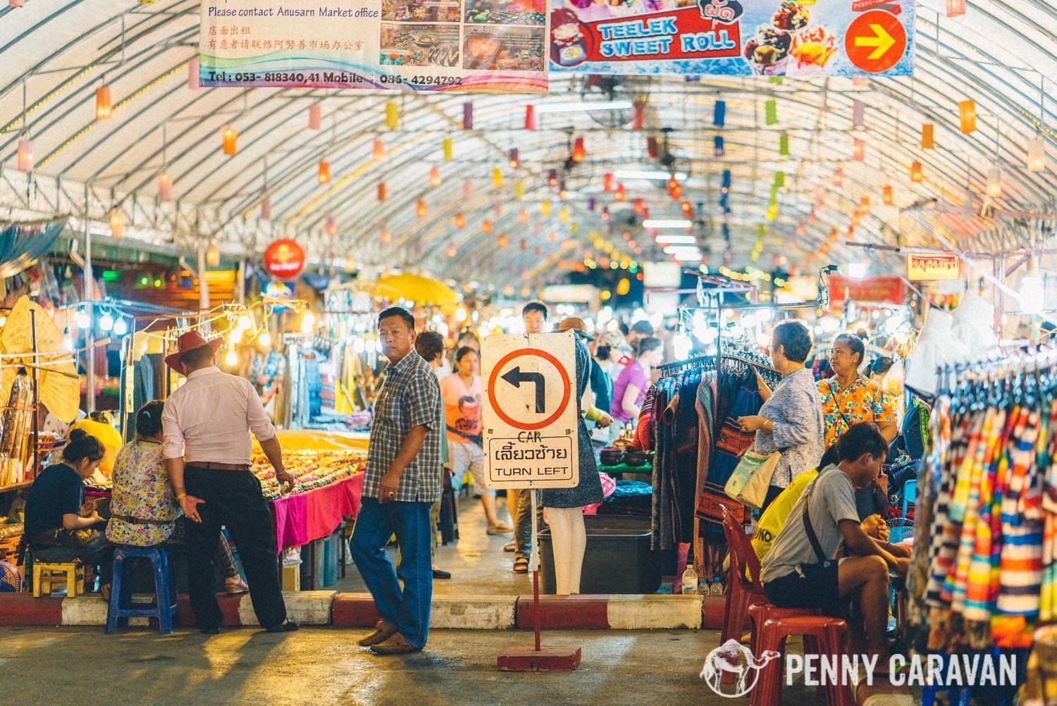 Chiang Mai Night Bazaar-6