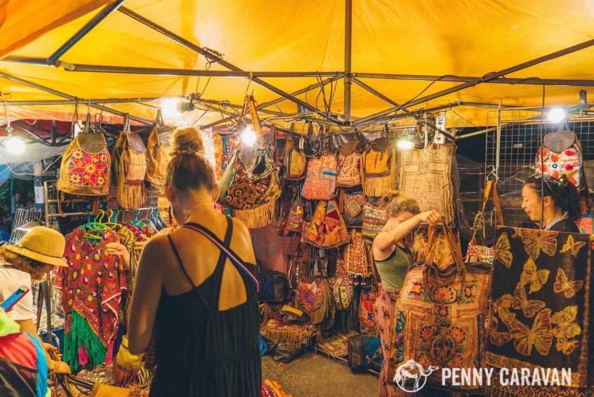 Chiang Mai Saturday Night Bazaar-79