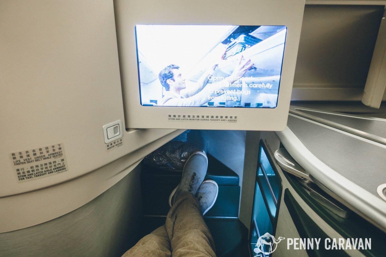 Eva Air Taipei to Houston-56