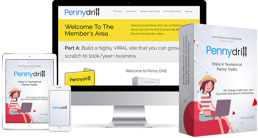 Penny Drill Review