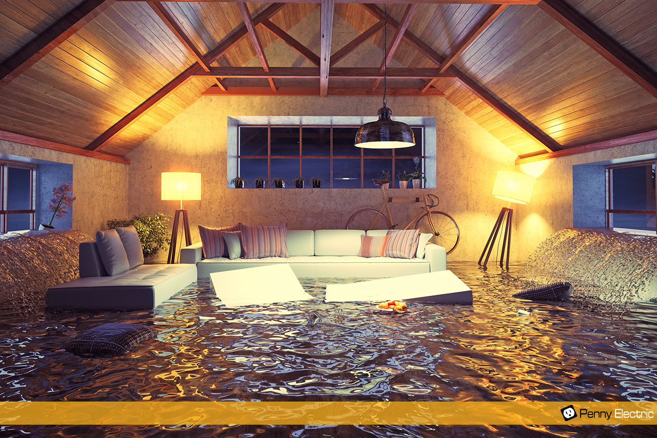 hight resolution of electrical hazards in a flood zone penny electric las vegas electrician