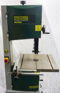 Record Power Band Saw