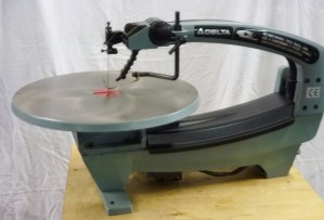 Delta Variable speed Scroll Saw