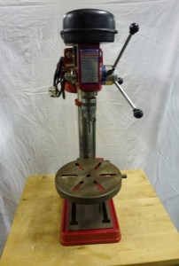 Sealey 5 speed bench drill