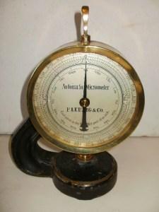 Automatic Micrometer F. Leumg & Co