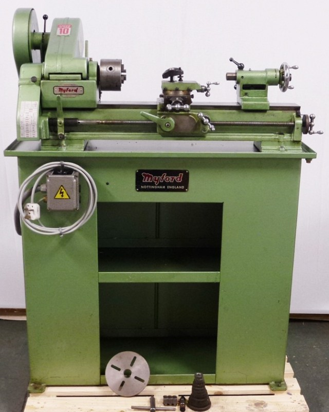 union graduate wood turning lathe myford ml10 myford speed 10