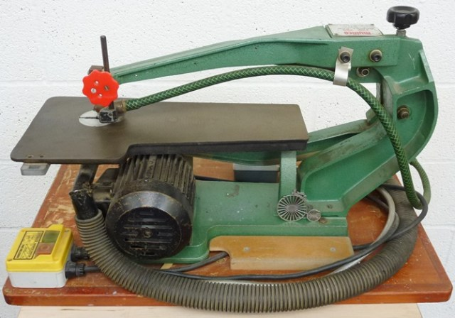MULITCO PRO-MEX SCROLL SAW