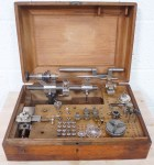G BOLEY 8mm PRECISION WATCHMAKERS LATHE