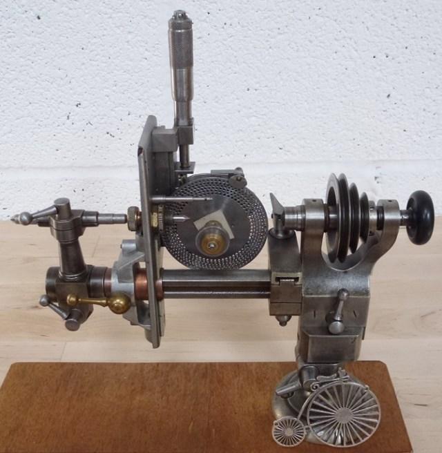small gear and pinion cutting machine 001