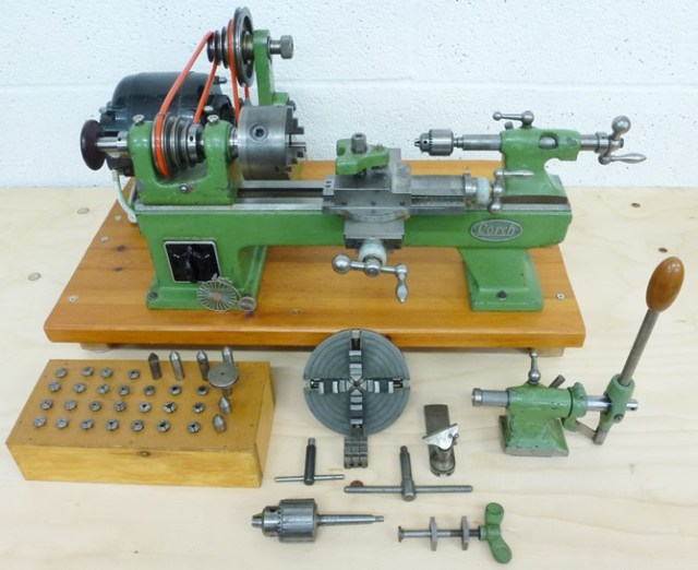 LORCH LLV INSTRUMENT LATHE