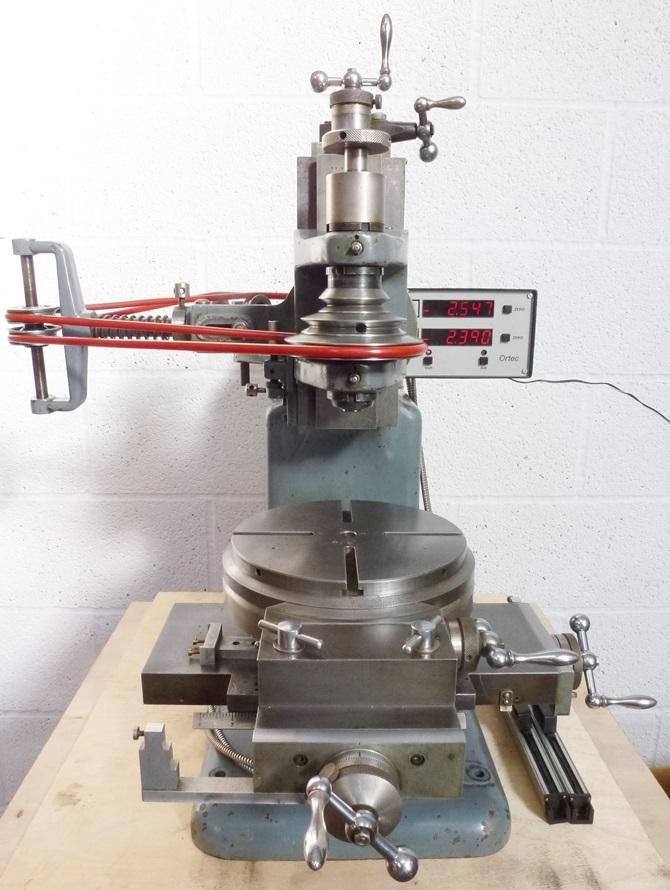 B C A Jig Borer 171 Pennyfarthing Tools Ltd