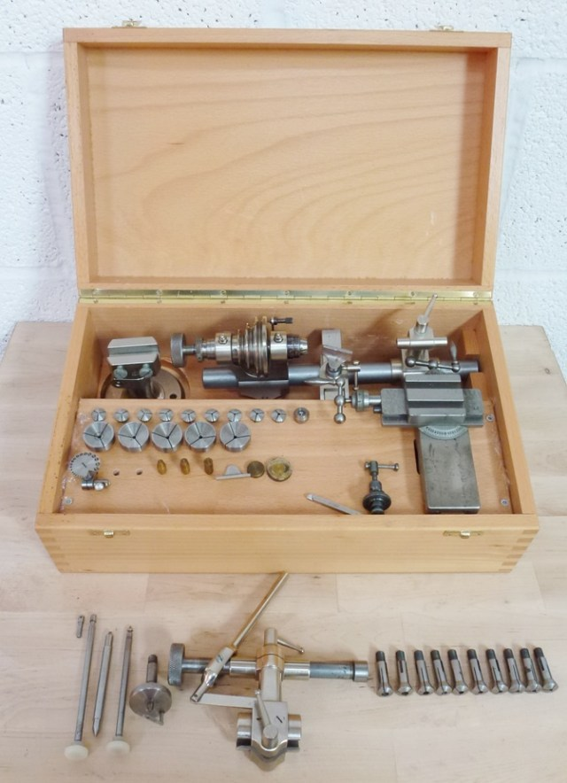 STAR 8 MM WATCHMAKERS LATHE