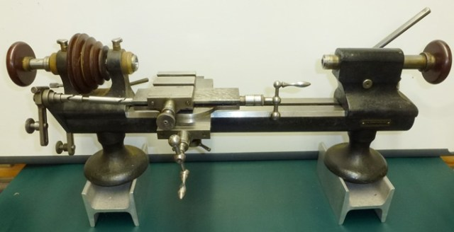 DERBYSHIRE 10MM PRECISION SCREW CUTTING LATHE