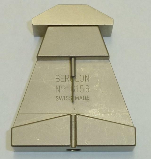 BERGEON No 6156 WATCH BRACELET PIN REMOVING TOOL