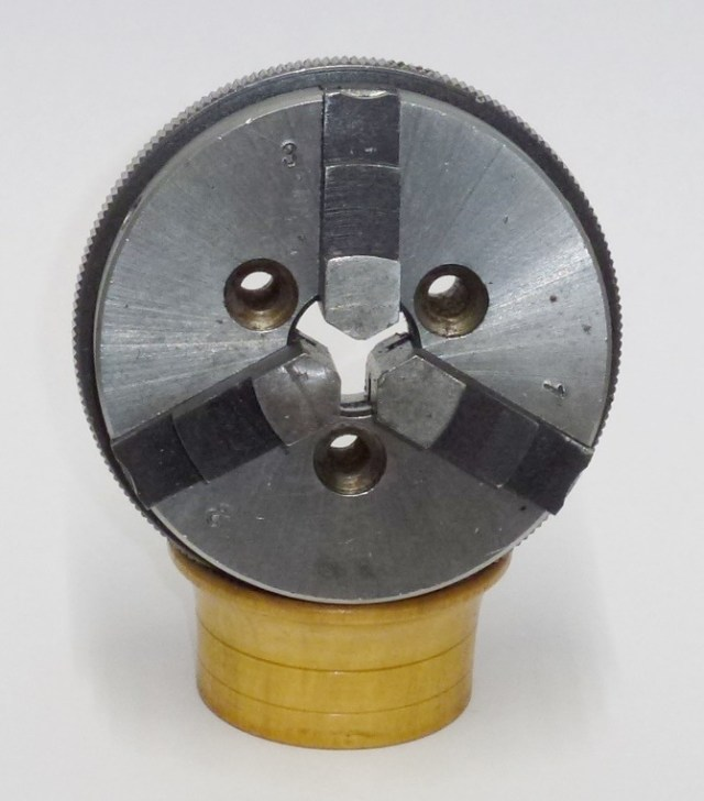 EMCO 55mm 3 JAW CHUCK