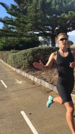 Challenge melb sprint run