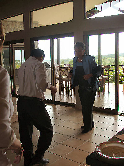 Dancing is one of our favorite passtimes....I am taking tango lessons
