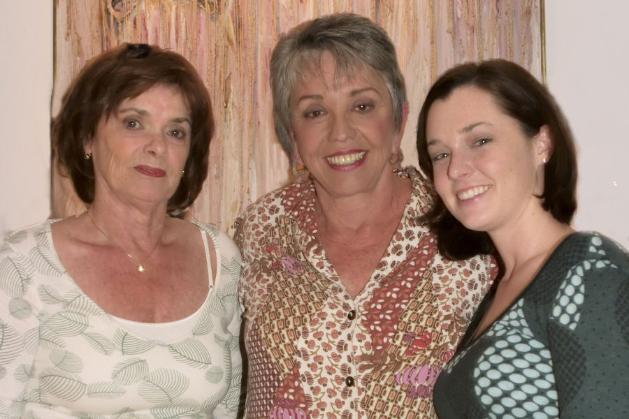 Joy, Penny & Tracy