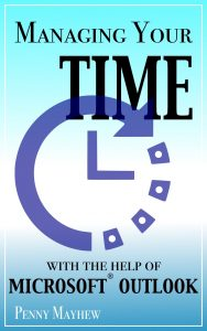 Image of book cover for time management training