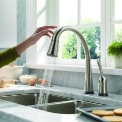 Kitchen Water Faucet Braided Chair Pads For Chairs Do You Need A Installation Contact Penny Plumbing In Ca There Are Many Different Styles And Manufacturers Of Faucets The Traditional Covers Three Holes But More Modern Using