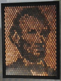 Bob Rosetta Penny Portrait