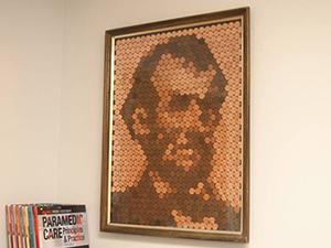 Doug Richardson, Illinois - Penny Portrait