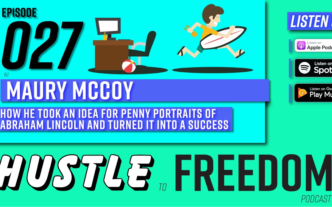 Grit & Hustle Penny Portrait Interview