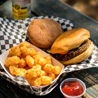 Must Try Vegan in Austin: Arlo's & Milky Way Shakes