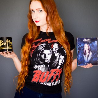Gift Guide for Buffy the Vampire Slayer Fans