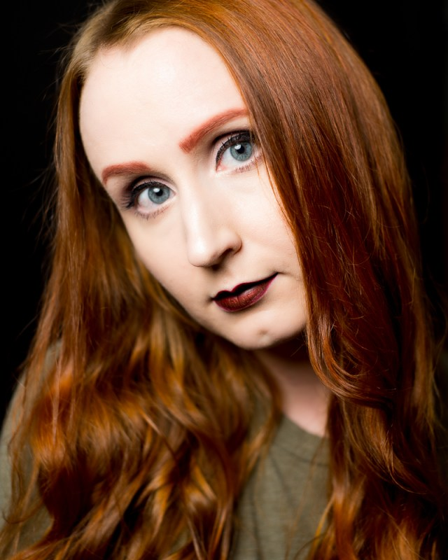 How I Match My Eyebrows to my Red (Overtone Extreme Orange) Hair