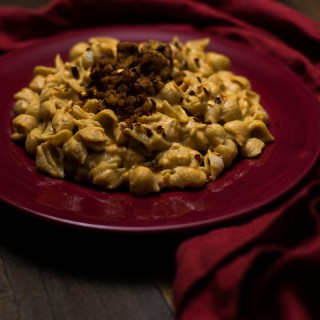 Cooking Adventures: Nut-free Vegan Mac & Cheese (Sweet Potato Soul Recipe)