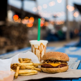 New Austin Vegan Food Truck: Plow Burger