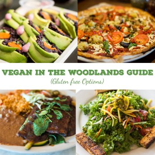 Vegan in The Woodlands, Texas Guide (with Gluten-free options)