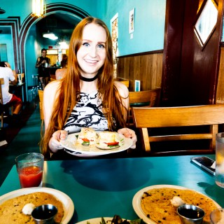 Vegan (& Gluten Free) Brunch at Counter Culture in Austin