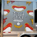 Trying Doggie Style Vegan Food Truck For The First Time