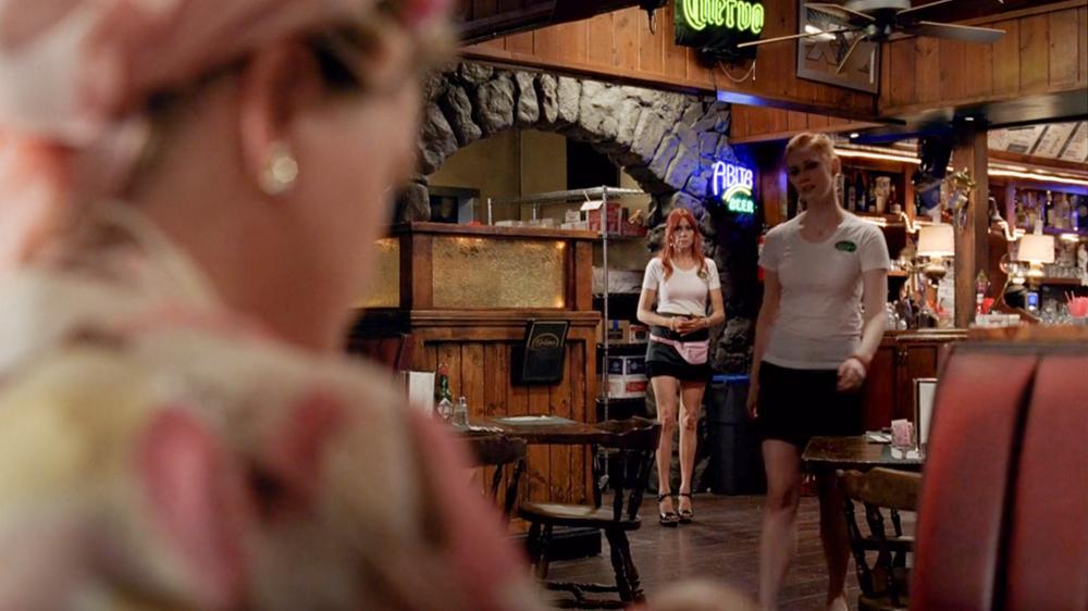 Astounding True Blood Costume Cosplay Ideas Merlottes Waitress Theyellowbook Wood Chair Design Ideas Theyellowbookinfo