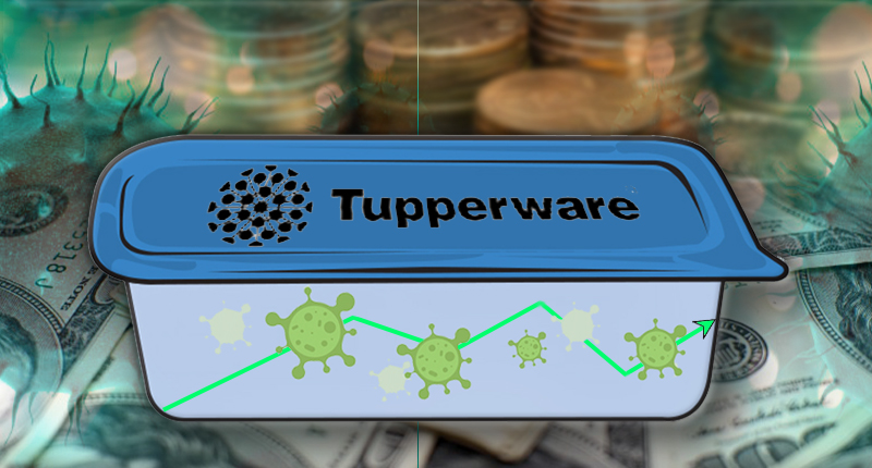 Will Penny Stock Tupperware Put A Lid On The Coronavirus?