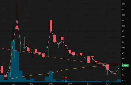 WeBull & Robinhood Penny Stocks Under $1 To Watch Before ...