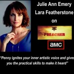 pic of Julie Ann Emery on PREACHER