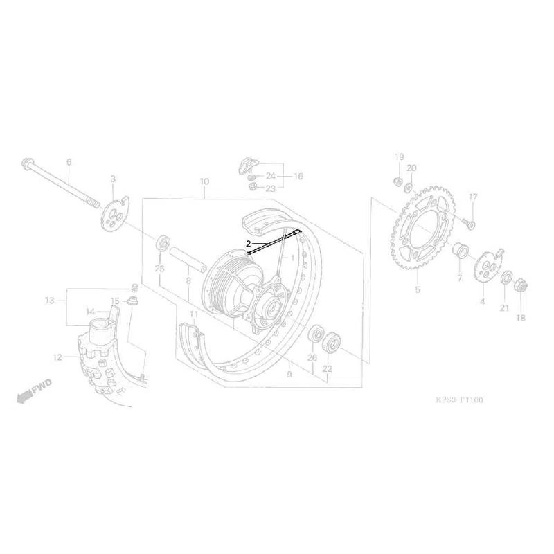 Suzuki 230 Wiring Diagrams