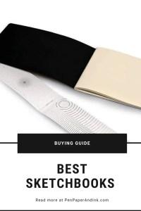 best sketchbooks buying guide