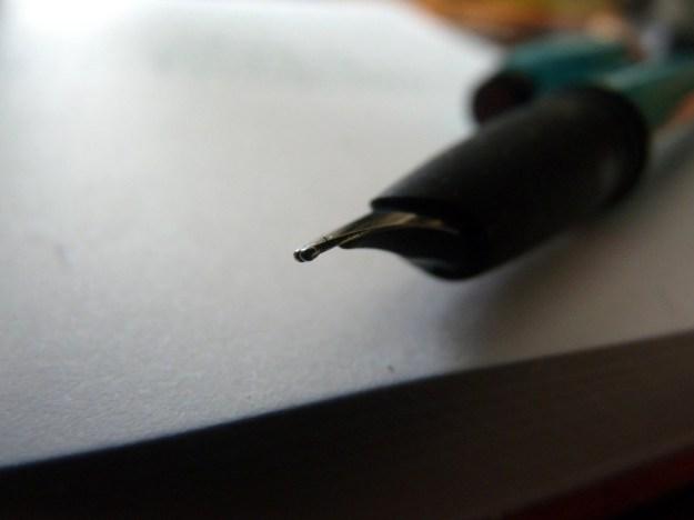 Platignum Studio fountain pen 2