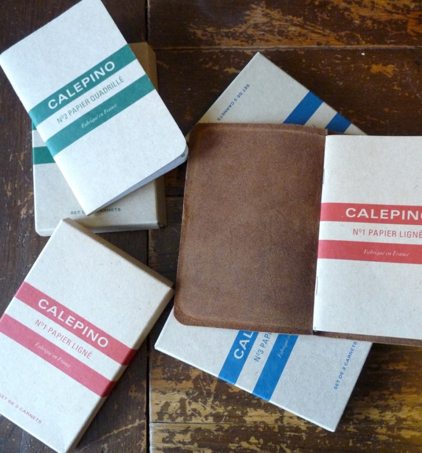 Calepino notebooks review