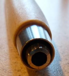 e+m workman long clutch pencil lead holder