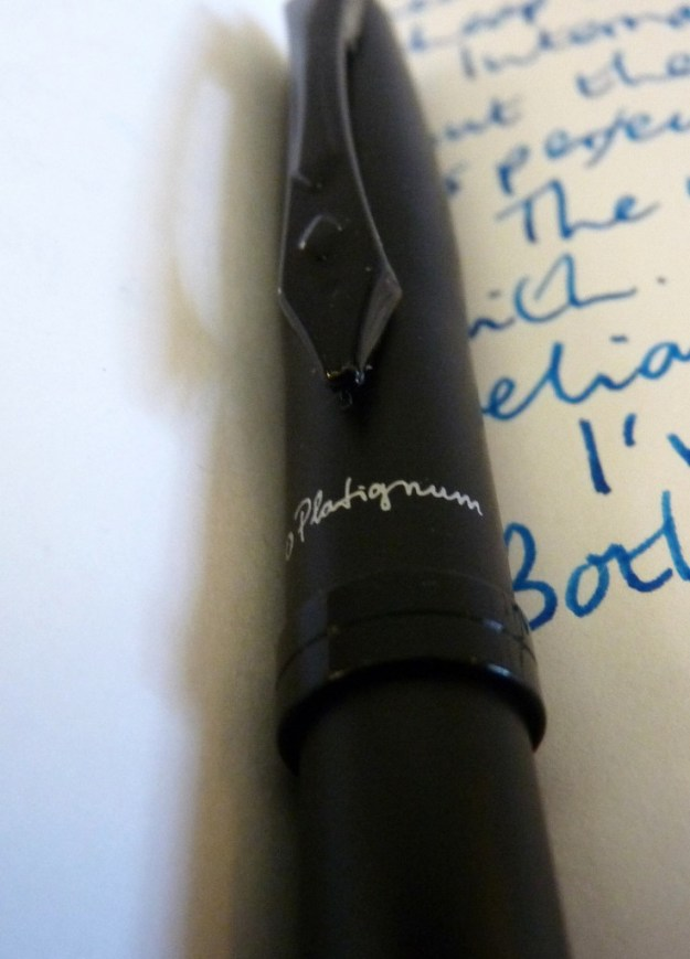 Platignum Vibe fountain pen