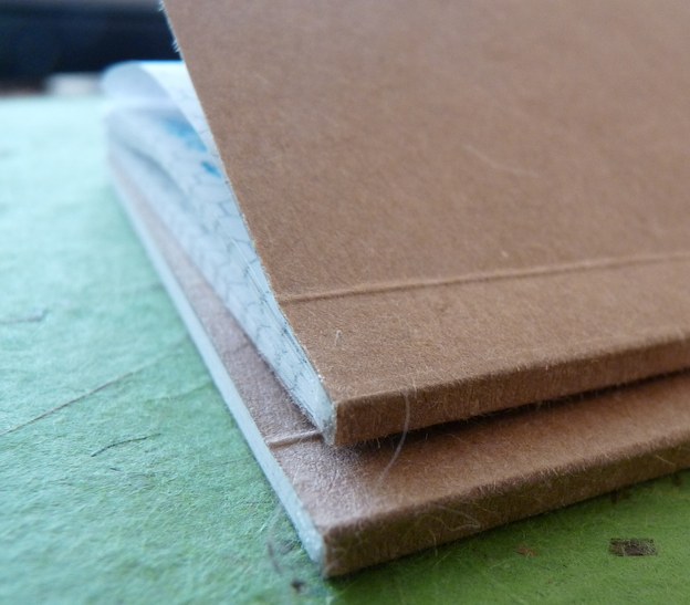 SlimNote notebook corner