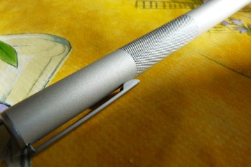 MUJI Fountain Pen capped